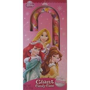 Disney princess giant candy cane ariel for Princess cane