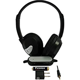 41OUuUSj89L. SL500 AA280  Audio Source NDHD1AS Noise Cancelling Headphones   $10 Shipped