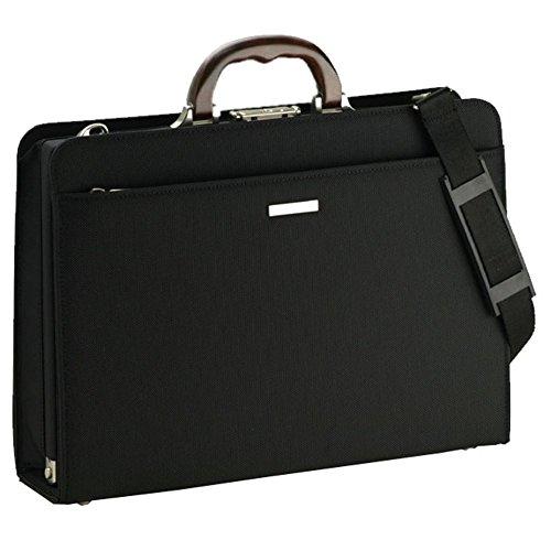 メンズクラブ[MEN'S CLUB]ナイロン製ダレス型ビジネスバッグH22265(ブラック)