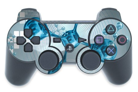Mygift Jax Design Ps3 Playstation 3 Controller Protector Skin Decal Sticker
