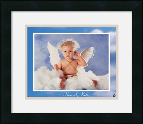 Heavenly Kids - Listen By Tom Arma Framed front-871706