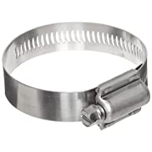 Dixon HP Series Half Hard Stainless Steel Hi Torque Extended Range Clamp