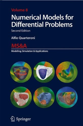 Numerical Models for Differential Problems (MS&A), by Alfio Quarteroni