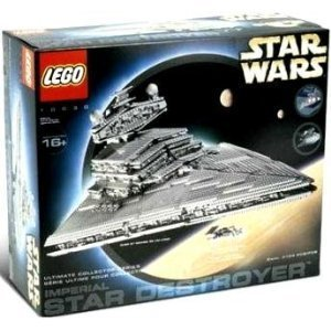 LEGO 10030 Star Destroyer / Star Destroyer (imported goods) (japan import)