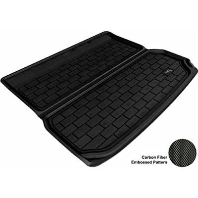 Lund 682101 Catch-All Premium Black Carpet 1-Piece Front Floor Mat