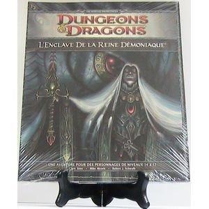 Play Factory - Dungeons & Dragons 4.0 : L'Enclave de la Reine Démoniaque