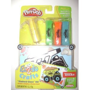 Play-doh EZ2do Crafts Tonka