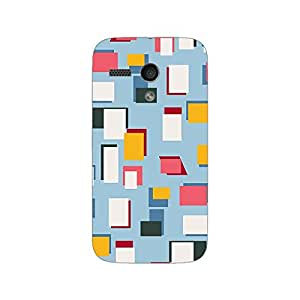 Garmor Designer Plastic Back Cover For Motorola Moto G