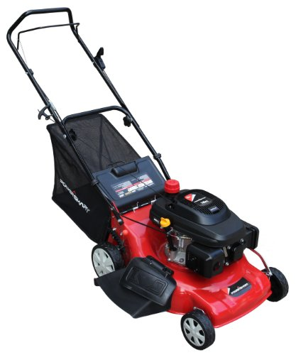 Power Smart DB6902 196cc Gas Powered 3-in-1 Lawn Mower, 20-Inch image