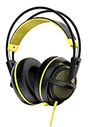 SteelSeries Siberia 200 51138 Gaming Headset (Proton Yellow)