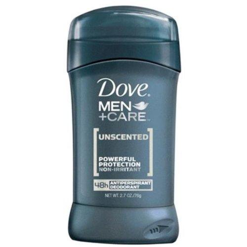 Dove Men +Care Antiperspirant Deodorant-Unscented-2.7 oz.