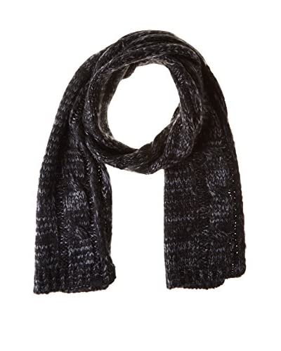 Dockers Sciarpa Fringed Cable Knit Scarf No Ffc [Antracite]