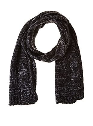 Dockers Bufanda Fringed Cable Knit Scarf No Ffc (Antracita)