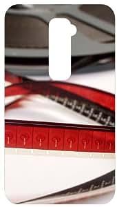 Cinema Reel Back Cover Case for LG Optimus G2