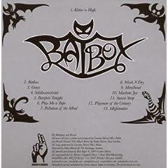 Miss Kittin - Batbox (2008)