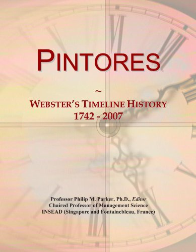 pintores-websters-timeline-history-1742-2007