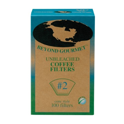 HIC UNBLEACHED FILTER #2 100PK
