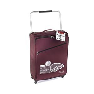 """Zframe Super Lightweight Luggage Suitcase 26"""" Aubergine by Constellation"""