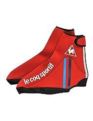 (ルコックスポルティフ)Le Coq Sportif シューズカバー QC-991143 RED RED L
