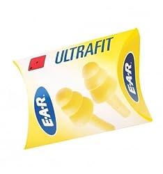 UltraFit Ear Plugs Anti Noise