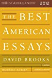 「The Best American Essays 2012」読了
