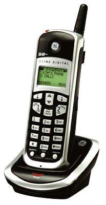 Telefield N.A. 25866Ge3 5.8Ghz Accessory Handset (Ge-25866Ge3)