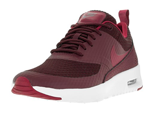 Nike Air Max Thea Textil Women Schuhe night maroon-noble red-summit white - 41 thumbnail