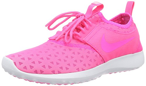 Nike Women's Juvenate Pink Blast/Pink Blast/White Running Shoe 8.5 Women US
