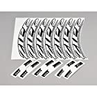 ZIPP 808/1080 Decal Set for 1 Wheel 2009-Current