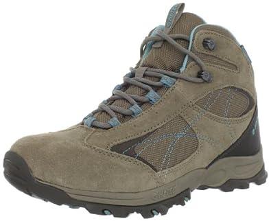 Hi-Tec Women's Ohio Wp Hiking Boot,Old Moss/Dusty Mint,5 M US