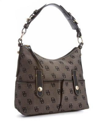 Dooney and Bourke Signature Handbags