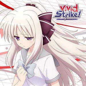 Vivid Strike! もふもふミニタオル リンネ