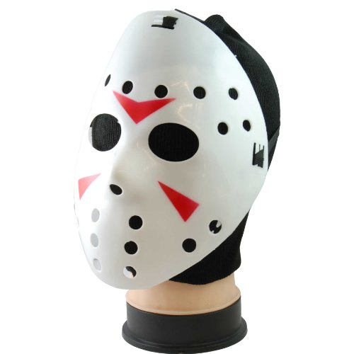 Friday 13th Jason Halloween Face Hockey Mask