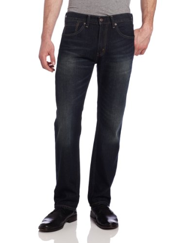 Levis Mens 505 Straight (Regular) Fit Jean