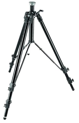 Manfrotto161MK2B Trépied pour appareil photo et video sans rotule/tete