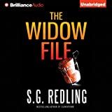 img - for The Widow File: A Thriller book / textbook / text book