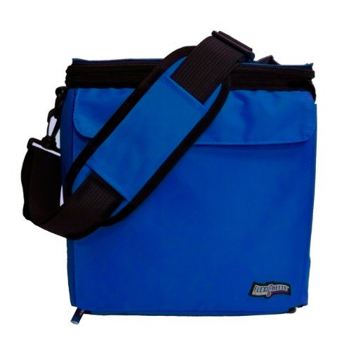 Flexifreeze Re-Freezable 18 Can Cooler (Royal Blue) front-32453