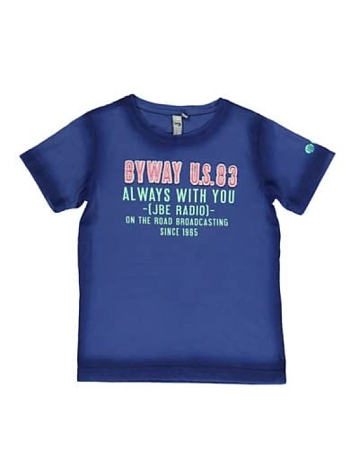 Brums T-Shirt [Blu Royal]