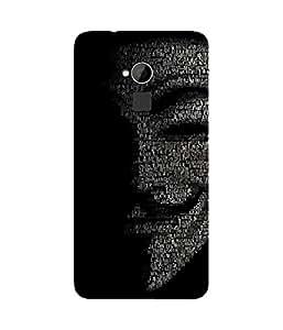 Hidden Faces HTC One Max Case