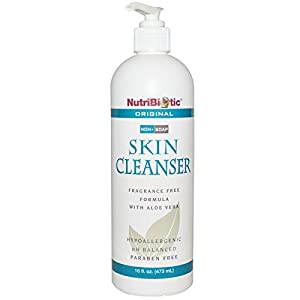 Nutribiotic Nonsoap Skin Cleanser, Original, 16 Fluid Ounce