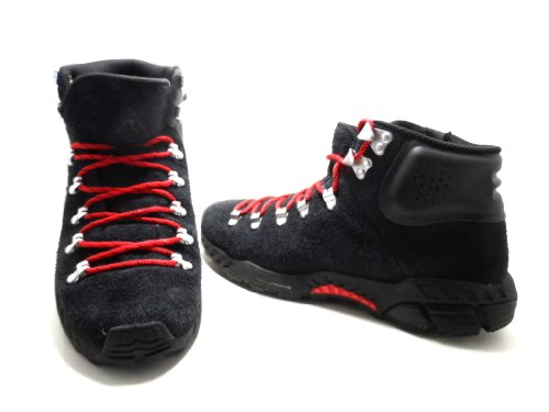 Mens Nike Zoom Meriwether Mid Acg Boots Black / Red 536234-006 Size 9