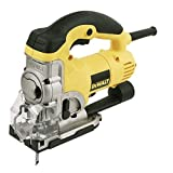 DEWALT DW331K 701W Heavy Duty Top Handle Jigsaw 110V
