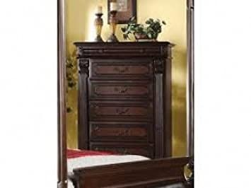 Roman Empire Chest in Cherry Brown by Acme Furniture