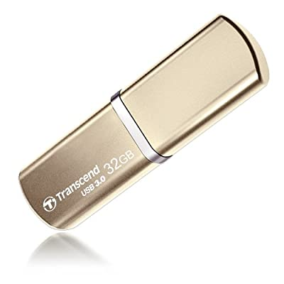 Transcend JetFlash 820 8GB Pen Drive (Gold)