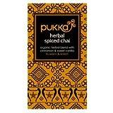 Vanilla Spiced Chai, bio - Pukka Tee
