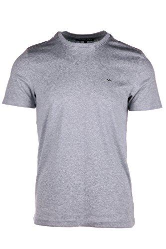 Michael Kors t-shirt maglia maniche corte girocollo uomo grigio EU XL (UK 42) CS65FJ2C93 030