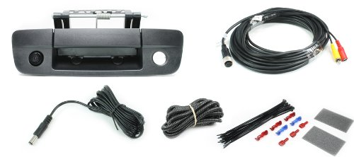 Rostra 250-8601 Select Dodge Ram Tailgate Handle Camera (Dodge Tailgate Camera compare prices)