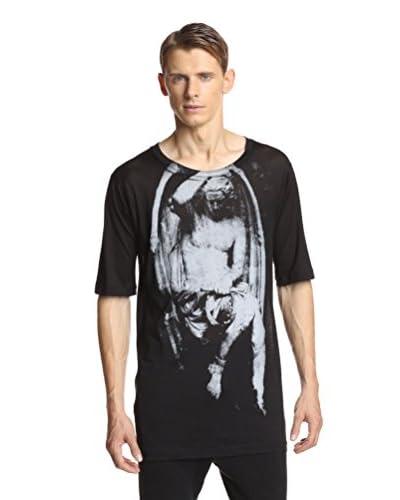 Alexandre Plokhov Men's Lucifer Graphic Short Sleeve T-Shirt