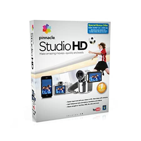 Pinnacle Studio HD V14  [OLD VERSION]