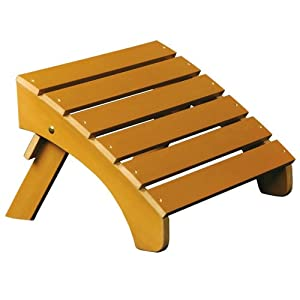 adirondack chair ottoman plans free